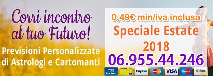cartomanzia con carta di credito speciale estate