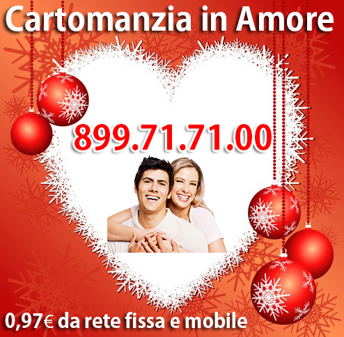 cartomanzia in amore natale