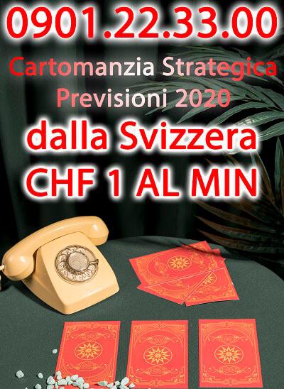 cartomanzia strategica interattiva dalla svizzera