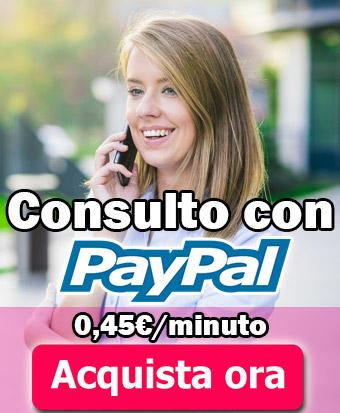 consulto tarocchi con paypal basso costo